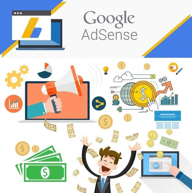 Google Adsense là gì? Cách kiếm tiền với GG Adsense trên website