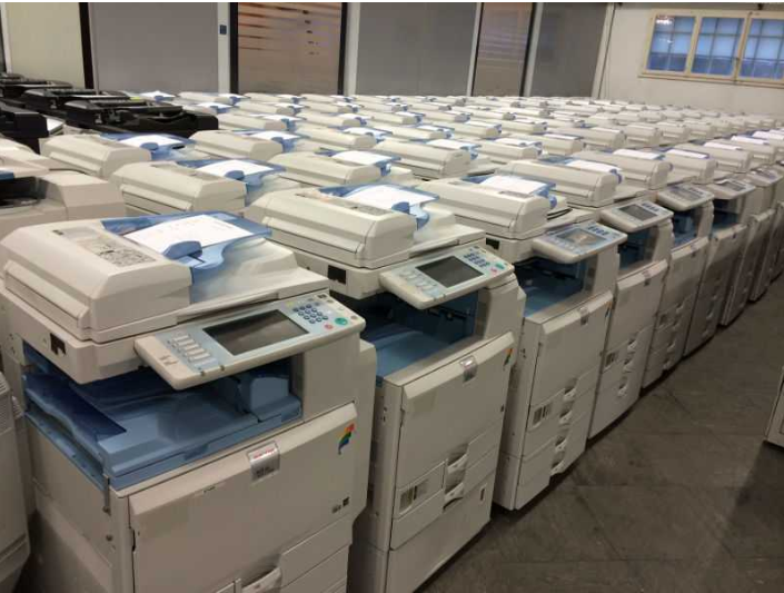 Danh sách các hãng máy photocopy