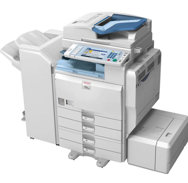 Hãng máy photocopy Ricoh