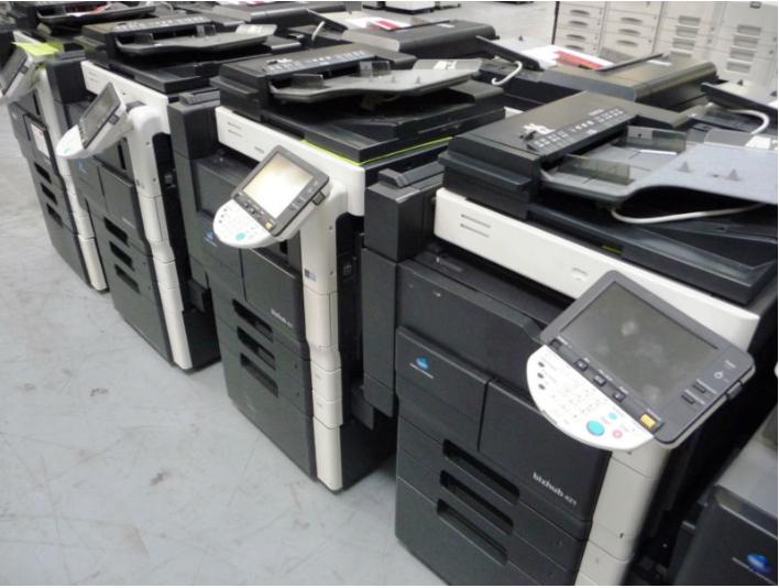 Hãng máy photocopy Konica Minolta