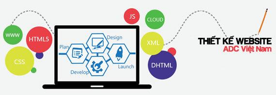 Công ty thiết kế web chuyên nghiệp ADC Việt Nam