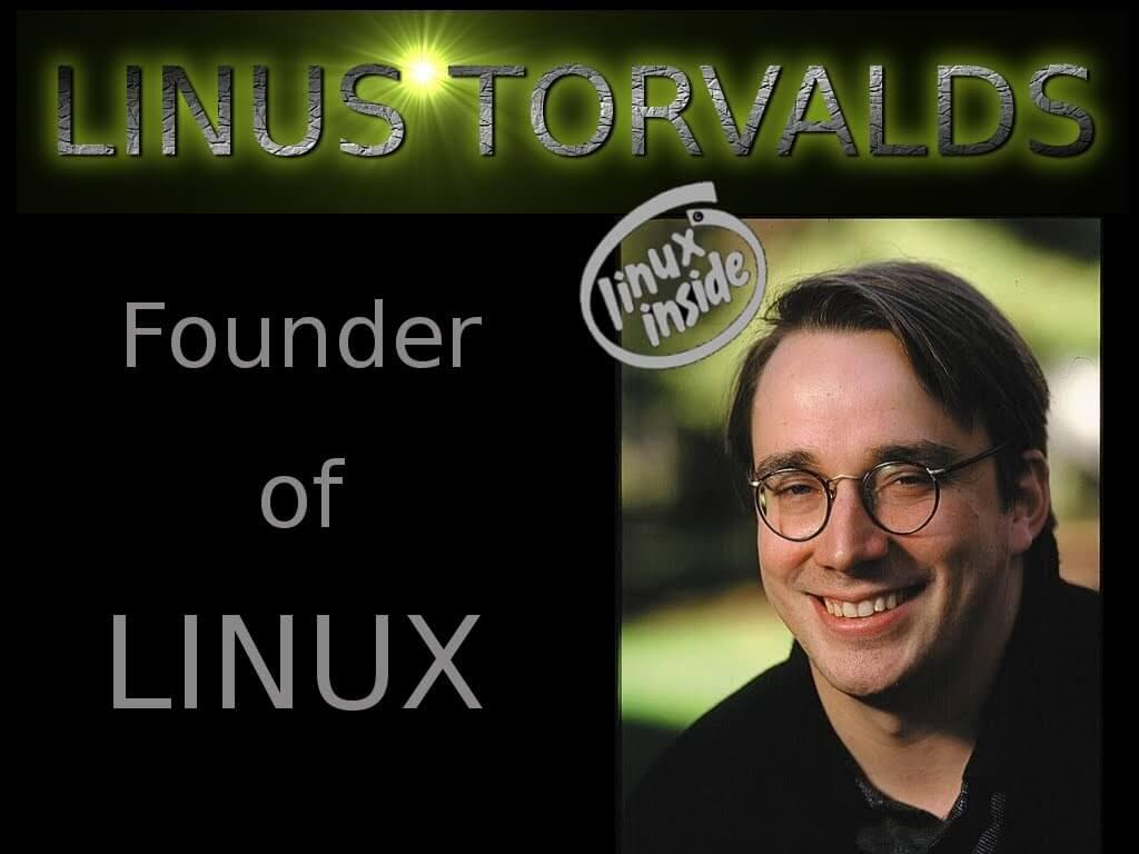 Hệ điều hành Linux được tạo ra bởi Linus Torvalds
