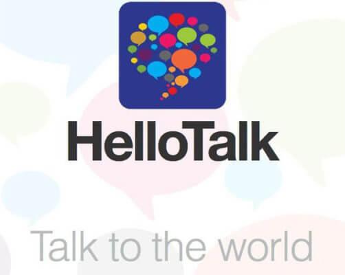 Phần mềm học tiếng anh Hello Talk