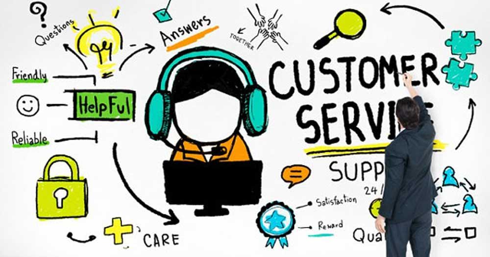 Chăm sóc khách hàng như thế nào