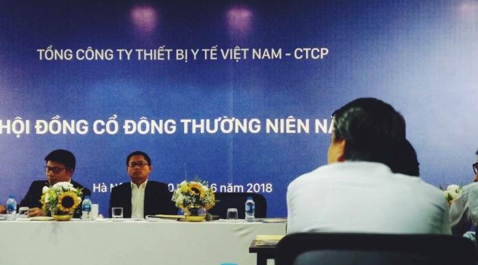Công ty thiết bị y tế việt nam - CTCP