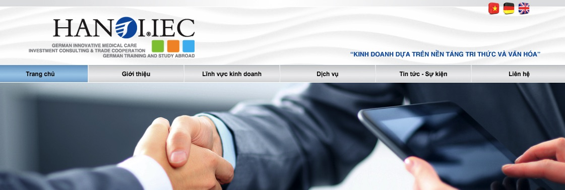 Công ty thiết bị y tế Hà Nội IEC