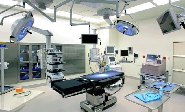 Top 10 công ty thiết bị y tế