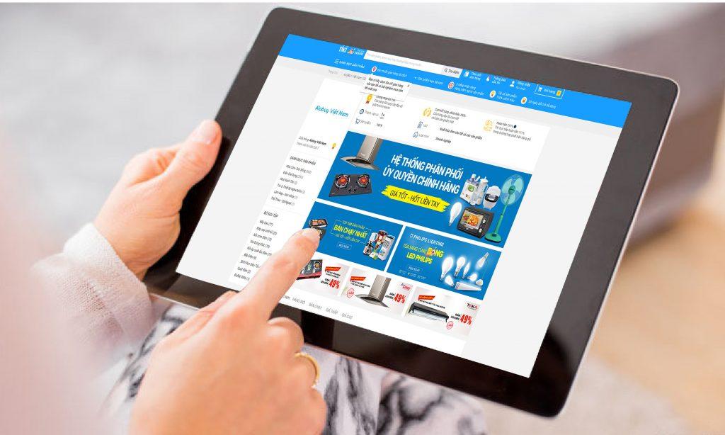 kênh bán hàng online