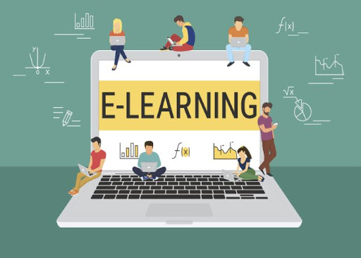 học trực tuyến qua mạng