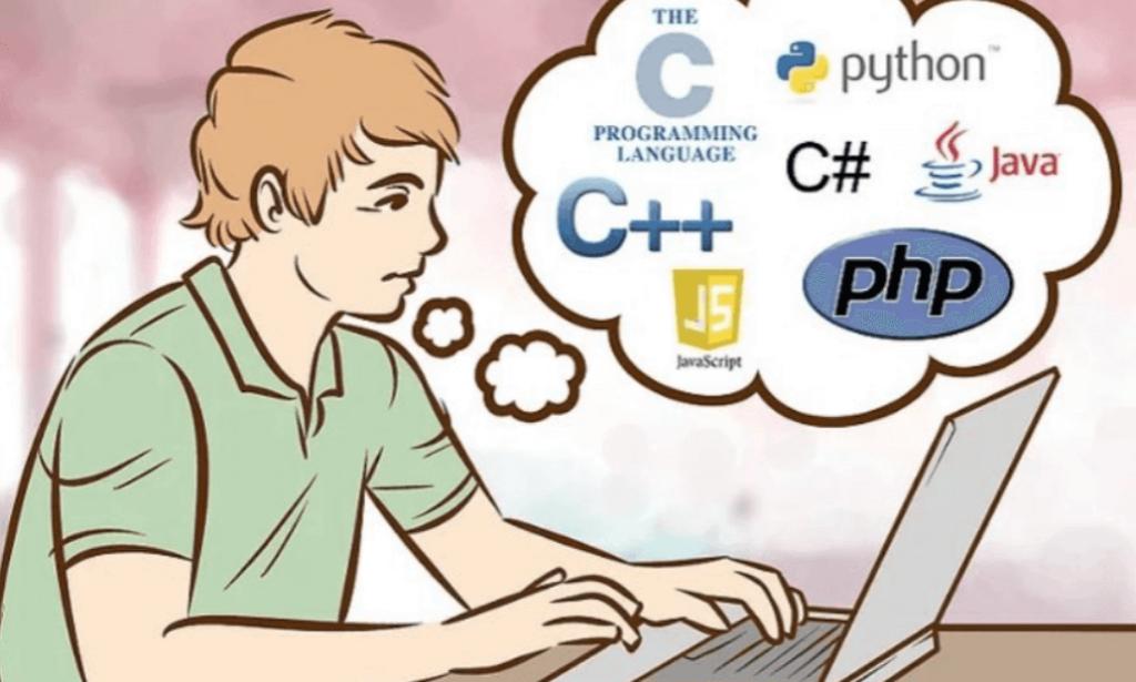 chọn ngôn ngữ thích hợp để tự học lập trình hiệu quả
