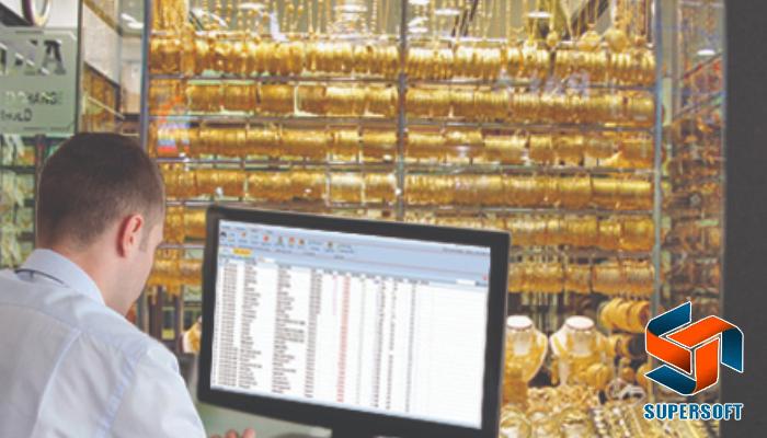 Hệ thống quản lý tiệm vàng Supersoft NetERP
