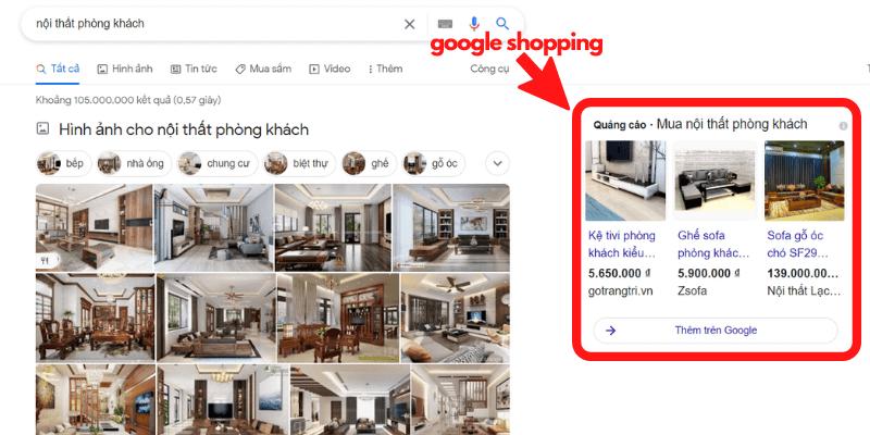 tăng doanh số bán hàng bằng google shopping